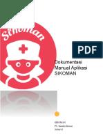 Manual Aplikasi Sikoman