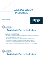 Analisis Sector Industrial
