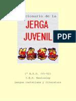 Diccionario de La Jerga Juvenil
