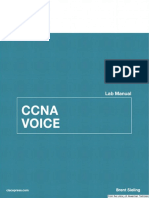 CCNA Voice 640-461 Lab Manual