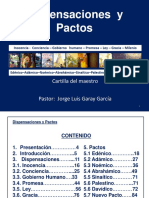 Cartilla Del Maestro Dispensaciones y Pactos