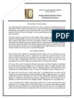 Benebell Wen Workbook Independent Shadow Work Cartomancy Session v2