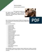 Formas Musicales Bailables de Guatemala