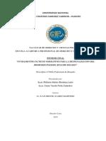 Informe Final de Eutanasia 2016