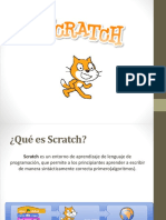 Introduccion a Scratch