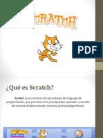 Introduccion a Scratch