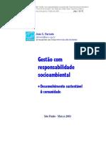 FURTADO -Desenvolvimento Sustentável e Comunidade