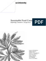 Sustainable Food Consumption