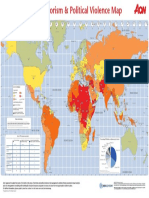 AON GLOBAL RISKS 2014  - Terrorism & Political Violence Map (aon.com).pdf