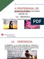 Sesión 09 Clase La Obediencia (1)