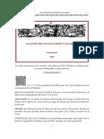 Anonyme - Le Livre Des Douze Portes d'Alchimie