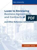 Guide to reviewing Business Agreement Contracts.pdf