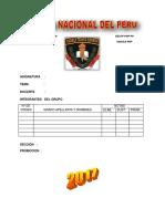 Monografia Chavin de Huantar