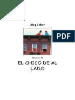 Meg Cabot - Serie Boy 01 - El Chico de Al Lado