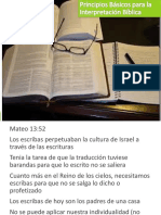 Seminario de Interpretacion Biblica