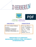 WEED herbarium.doc