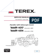 Telelift 4514 Service
