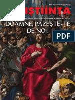 Constiinta 121-122 octombrie -noiembrie 2015 (Biserica între stradă judecată și ignoranță)