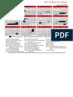 boe approved 2017-18 calendar