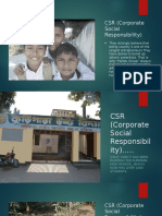 CSR (Corporate Social Responsibility) Partex Group