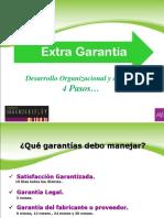 Venta por Beneficios Extra Garantia 2.ppt