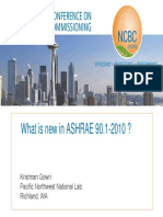 What is New in Ashrae 90-1-2010