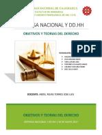 OBJETIVOS-Y-TEORIAS-DeL-DeRECHO (Falta Concluiones y Bibliografia....Lo Acomoda El q Falta Subir Su Parte)