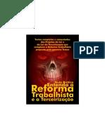 2017 Sindados Reforma Trabalhista Manual de Bolso