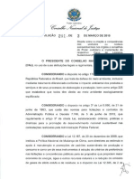 Resoluo n201 03-03-2015 Presidncia