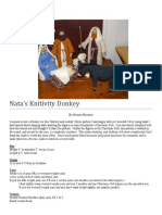 Nata s Knitivity Donkey Pattern Edited 8-30-12