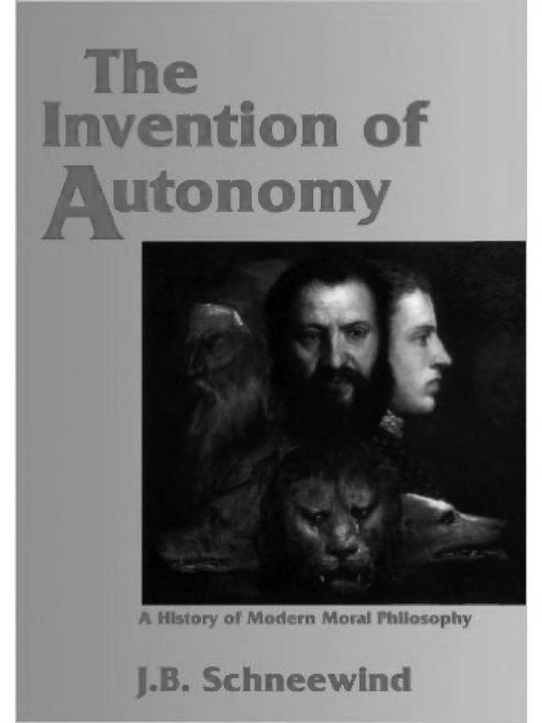 Autonomy PDF Free download