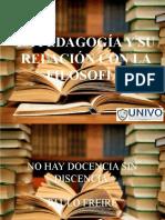 La Pedagogía y Su Realación Con La Filosofía.pptx