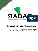 Portafolio de Servicios y Productos 2011