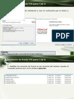 Instalación de Oracle y SQL Developer