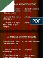 La Música Latinoamericana (2)