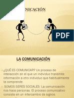 Comunicación y Com. Científica