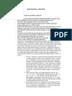 Studia Patristica Style Sheet