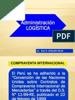 Admin Logist Aduanas Almacenes Ciclo Viii 2012