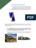Estrategia d Marketin de Red Bull
