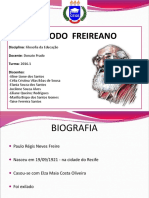 Metodo Paulo Freire