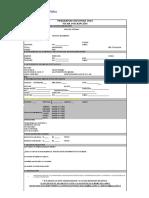 Ficha de Inscripcion Xls 107 Mb