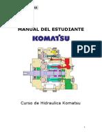 [KOMATSU] Manual Hidraulica Komatsu