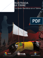 La Paz Frustrada Tierra Firme UP Tolima