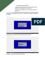 Configuración de Firewall PFsenseCapturas