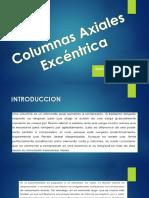 Columnas Axiales Excéntrica
