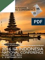 Booklet IIA Natcon 2016
