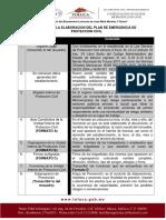 "596_plan de Emergencia de Protecciã""n Civil Especial"