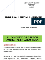 Empresa & Medio Ambiente