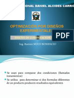 1° Diseño comparativo simple
