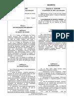 Lei_2105_98_decreto_19915_98 Codigo de Obras Do Distrito Federal